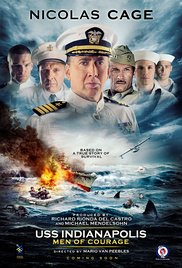 Watch Free USS Indianapolis: Men of Courage (2016)