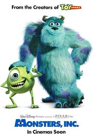 Watch Free Monsters Inc (2001)