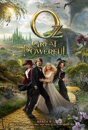 Watch Free Oz the Great and Powerful (2013)