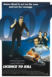 Watch Free James Bond - Licence to Kill (1989) 007