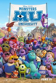 Watch Free Monsters University (2013)