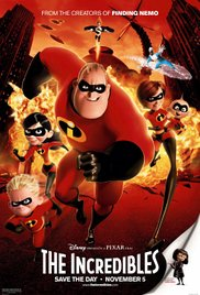 Watch Free The Incredibles 2004