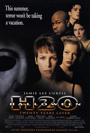 Watch Free Halloween H20: 20 Years Later (1998)