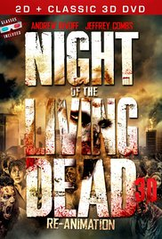 Watch Free Night of the Living Dead 3D: ReAnimation (2012)