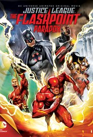 Watch Free Justice League The Flashpoint Paradox (2013)