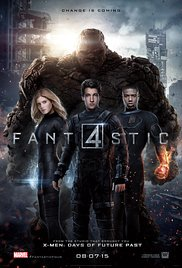 Watch Free Fantastic Four (2015)