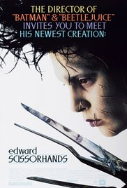 Watch Free Edward Scissorhands (1990)