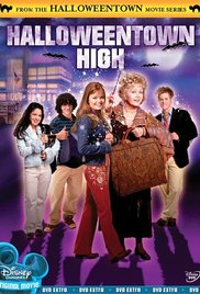 Watch Free Halloweentown High 2004