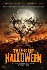 Watch Free Tales of Halloween (2015)