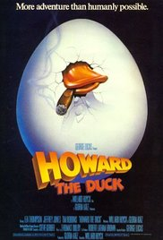 Watch Free Howard the Duck (1986)