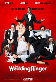 Watch Free The Wedding Ringer (2015) 2014