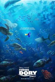 Watch Free Finding Dory (2016)