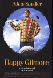 Watch Free Happy Gilmore (1996)