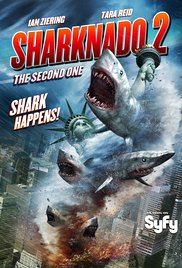 Watch Free Sharknado 2: The Second One (2014)