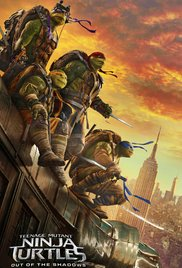 Watch Free Teenage Mutant Ninja Turtles: Out of the Shadows (2016)