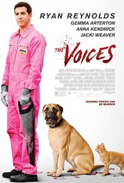 Watch Free The Voices (2014)