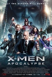 Watch Free X-Men: Apocalypse (2016)